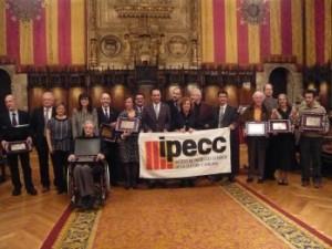 Acte de lliurament dels Premis Josep Maria Batista i Roca - Memorial Enric Garriga Trullols 2012