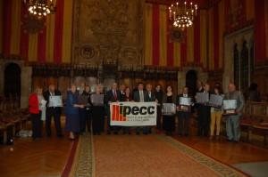 Saló de Cent Ajuntament de Barcelona 15-11-2014
