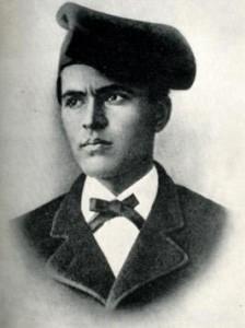Acte d'homenatge al poeta Jacint Verdaguer a la seva tomba. @ Sortida autocar