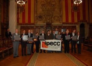 Premis Josep Maria Batista i Roca Memorial Enric Garriga Trullols 2015